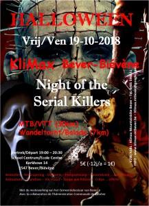 flyer Halloween 2018